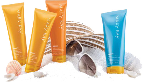 sun-collection mary kay