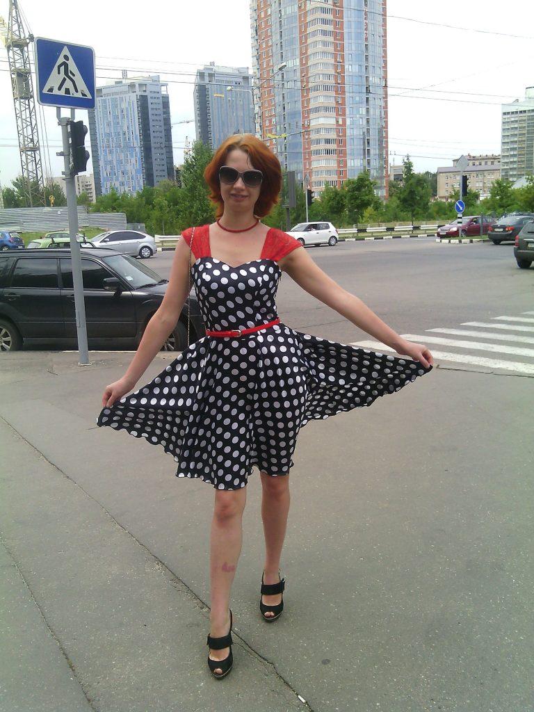 Oddi dress