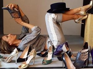 новая коллекция обуви Сара Джессика Паркер Украина