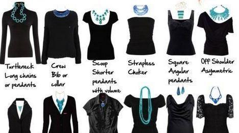 как носить аксессуары