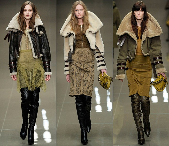 мода осень 2014 Украина