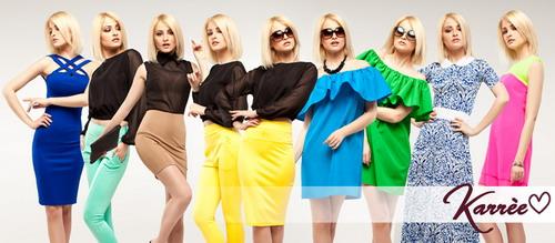 Karree, украинский бренд