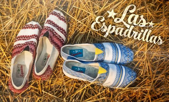обувь Las espadrillas Украина
