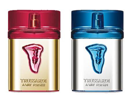 A Way Trussardi, новинки парфюмерии, духи интернет-магазин