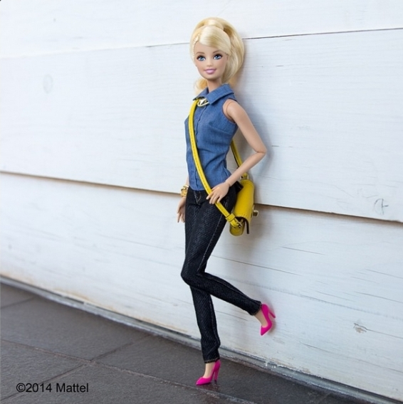 Barbie, Instagram