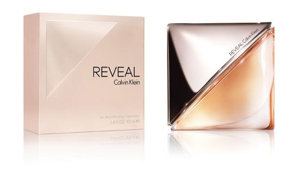 Reveal Calvin Klein, новинки парфюмерии, духи интернет-магазин