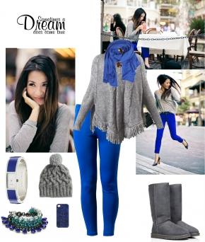 Яркий образ,  Elfina, готовые образы, новости моды 2014