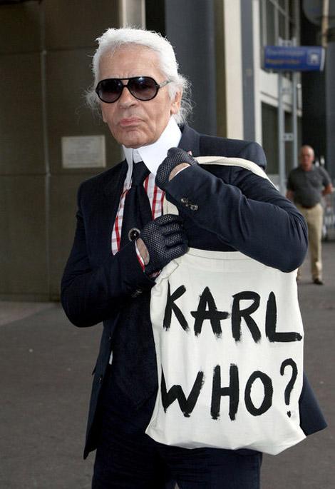 Карл Легерфельд, новости моды 2014, о дизайнерах