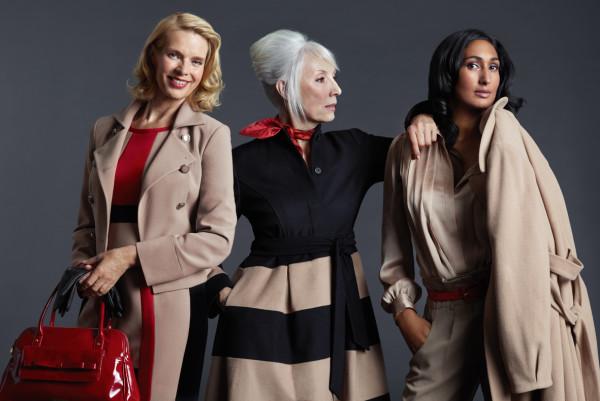 как одеться, чтобы выглядеть моложе, возраст и одежда, как одеться в зрелом возрасте, новости моды 2014
