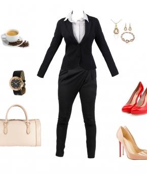 образ в деловом стиле, готовые образы, Elfina, иинтернет-магазин одежды украина, интернет-магазин украина