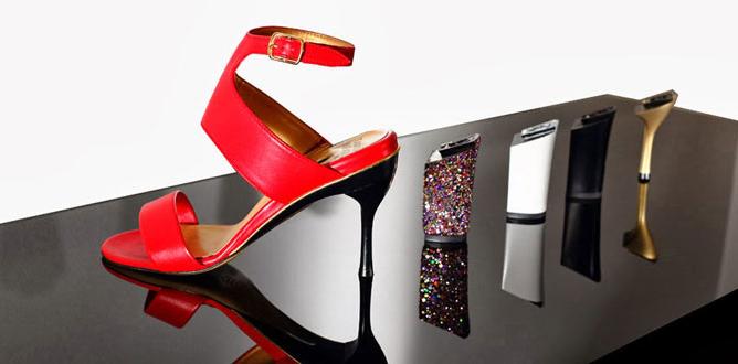 обувь на сменном каблуке, новости моды 2014, обувь-трансформер