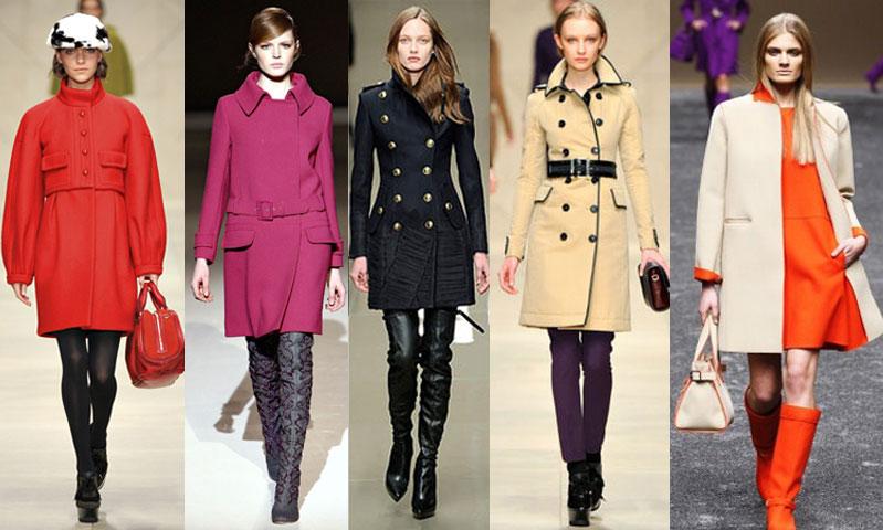 Модная демисезонная одежда
