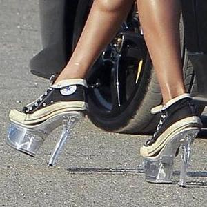 кеды на каблуках, как выбрать кеды на каблуках, с чем носить кеды на каблуках, новости моды 2014