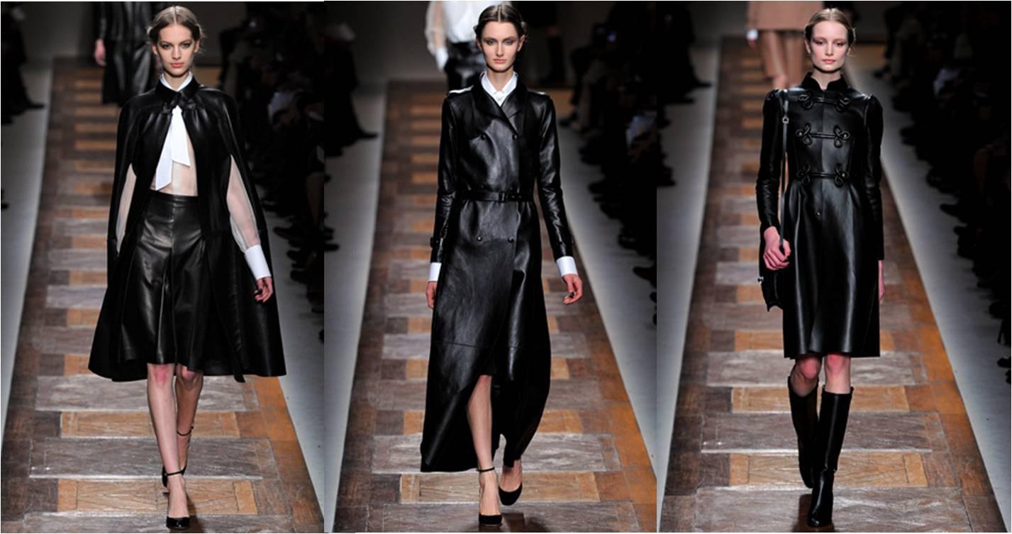 женский кожаный плащ,  выбор кожаного плаща, как выбрать кожаный плащ, модные кожаные плащи, новости моды 2014