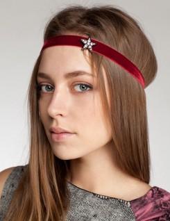 повязки на голову, как носить повязки на голову, как выбрать повязки на голову, новости моды 2014
