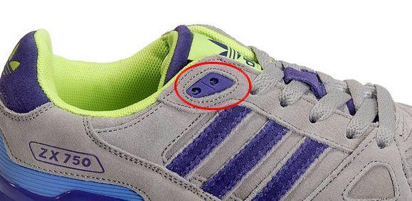 как правильно завязывать шнурки на кроссовках