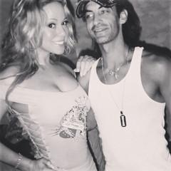 модельер Адам Саакс Марайя Кери #modnakraina Adam Saaks Mariah Carey