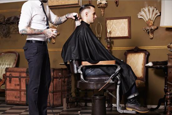 Barber Shop в Украине, Barber Shop, барбер шоп