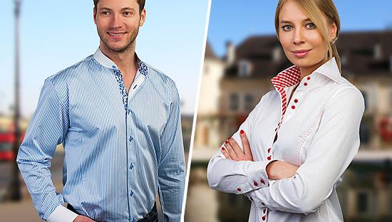 Почему на женских рубашках пуговицы слева, мужские рубашки, женские рубашки