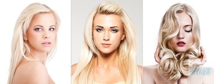 Как подобрать цвет волос, оттенки в пару тонов