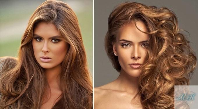 Как подобрать цвет волос, температура цвета