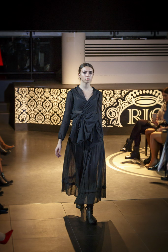 Дизайнер Лидия Захарченко, бренд Zahara