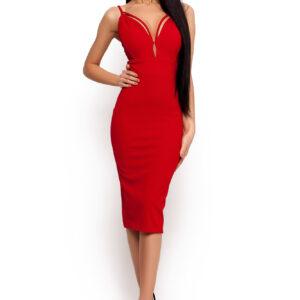 Платье Ривьера Красный Karree купить Платье