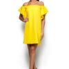 Платье Иллюзия Желтый Karree