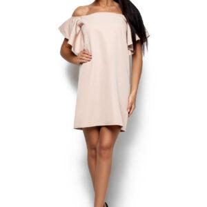 Платье Иллюзия Бежевый Karree купить Платье