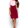 Платье Эшли Розовый Karree