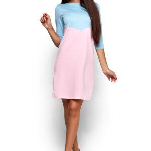 Платье Эшли Голубой Karree купить Платье