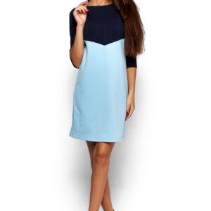 Платье Эшли Темно-синий Karree купить Платье