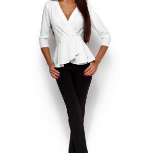 Блуза Касио Белый Karree купить Блуза