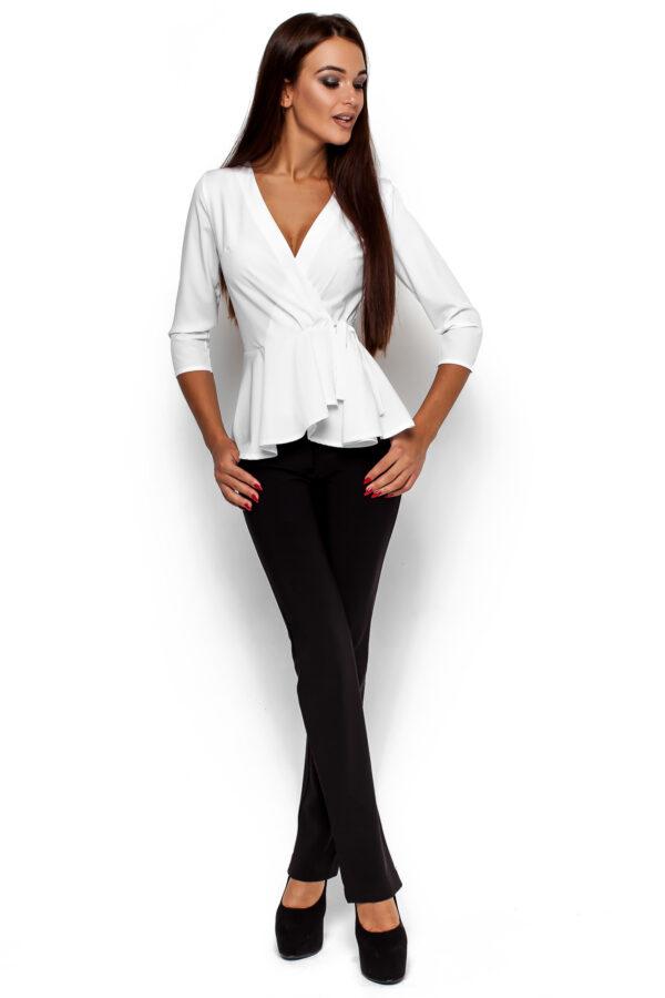 Блуза Касио Белый Karree