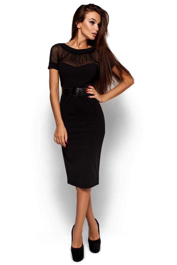 Платье Данди Черный Karree