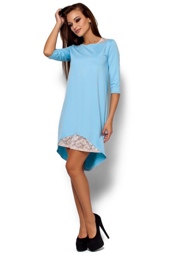 Платье Либерия Голубой Karree