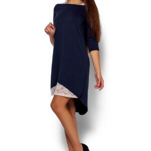 Платье Либерия Темно-синий Karree купить Платье