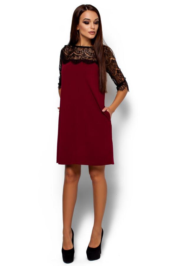 Платье  Ангола Марсала Karree