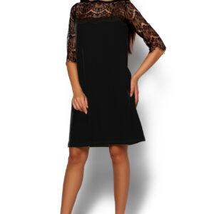 Платье  Ангола Черный Karree купить Платье