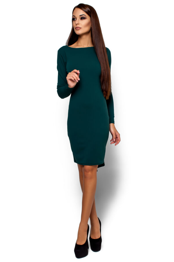Платье Амарино Темно-зеленый Karree