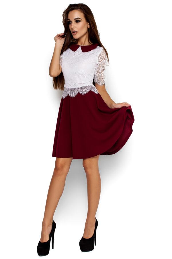 Платье Мармарис Марсала Karree