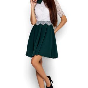 Платье Мармарис Темно-зеленый Karree купить Платье