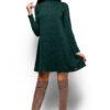 Платье Бразилия Темно-зеленый Karree