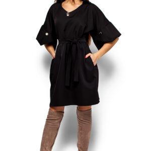 Платье Валери Черный Karree купить Платье