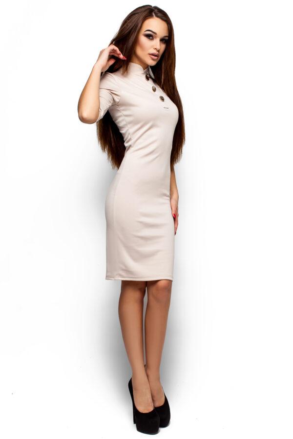 Платье Бенни Бежевый Karree