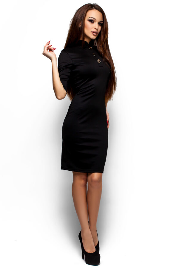 Платье Бенни Черный Karree