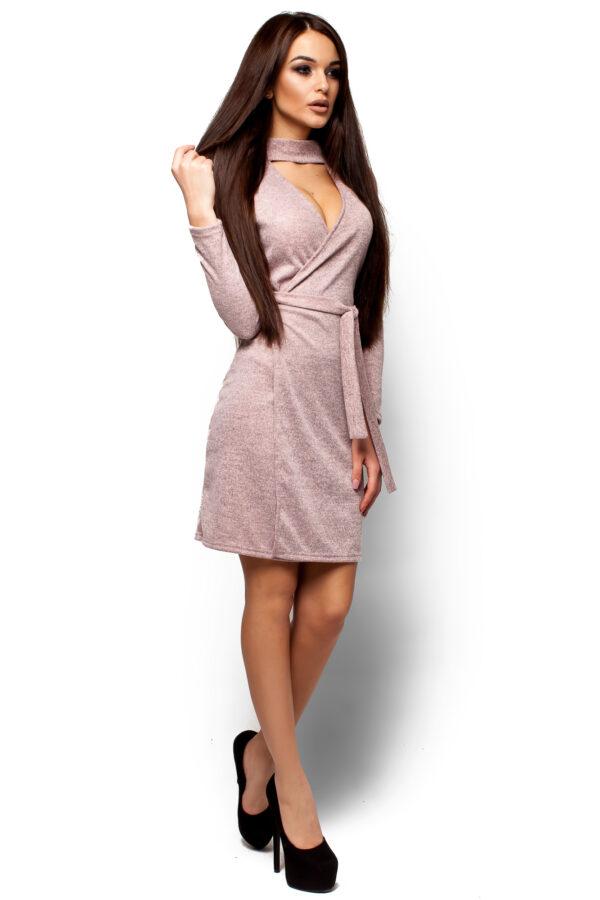 Платье Кари Розовый Karree