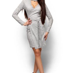 Платье Кари Серый Karree купить Платье