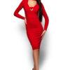 Платье Монро Красный Karree