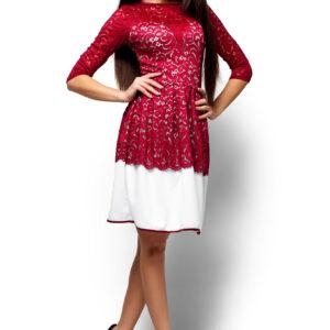 Платье Закария Марсала Karree купить Вечернее платье